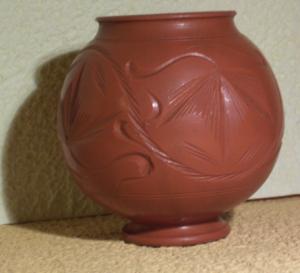 Il vaso per bere del III secolo trovato alla Gabbadera. Clicca per ingrandire