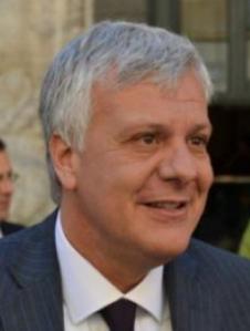 Il ministro dell'Ambiente Galletti