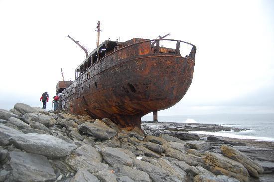 una-nave-molto-arenata
