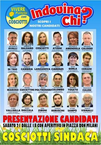 Presentazione Candidati Vivere