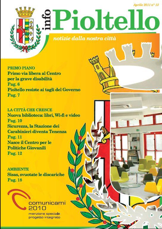 NotiziarioComunale2011