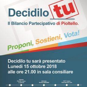 Presentazione Iniziativa - Manifesto 70x100